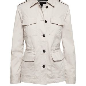Banana Republic spring utility-inspired jacket